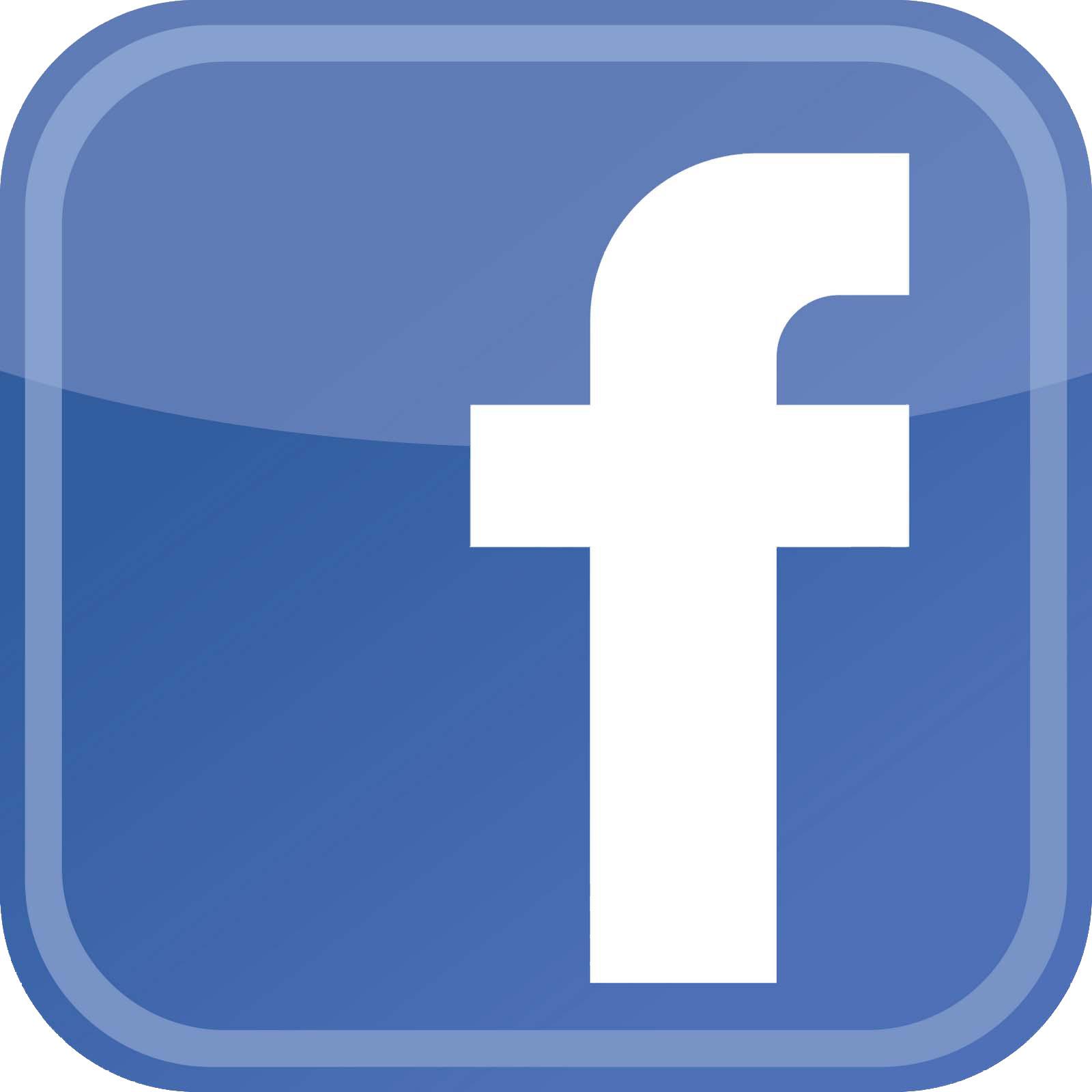Facebook logo - Letter