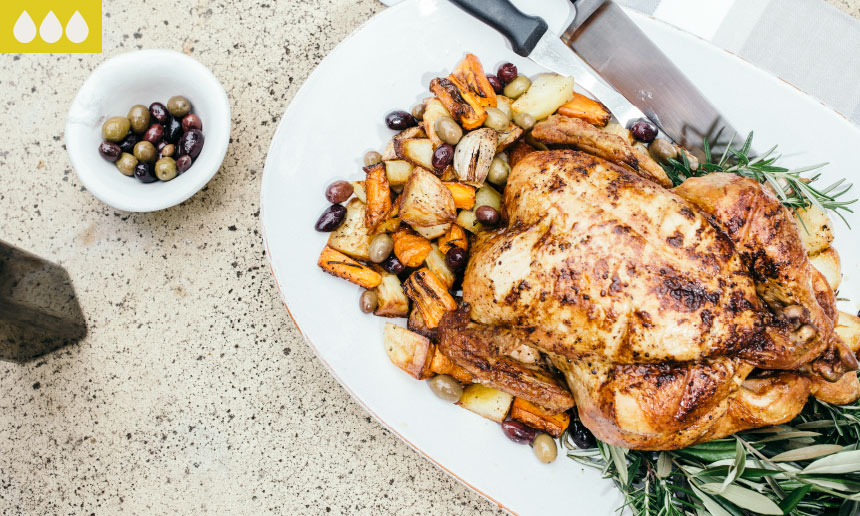 Cooking A Sunday Roast Try This Healthy Roast Chicken Recipe