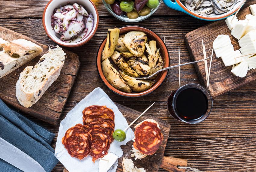 Why the Mediterranean diet plan doesn't exist.